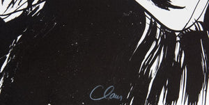 Hugo Claus - Signed Limited Print (free delivery in EU)