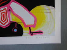 Load image into Gallery viewer, Paul Kostabi - signed and numbered in pencil