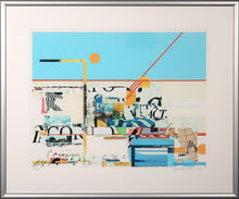 Load image into Gallery viewer, Sam Middleton (1927-2005) - Silk-screen Print, Overtones