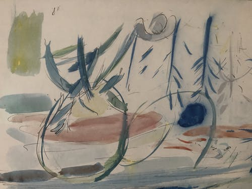 Jean Dufy - original work on paper