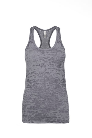 Women's Burnout Racerback Tee