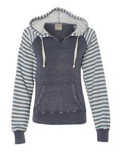 Women's Angel Fleece Sanded Piper Hooded Sweatshirt