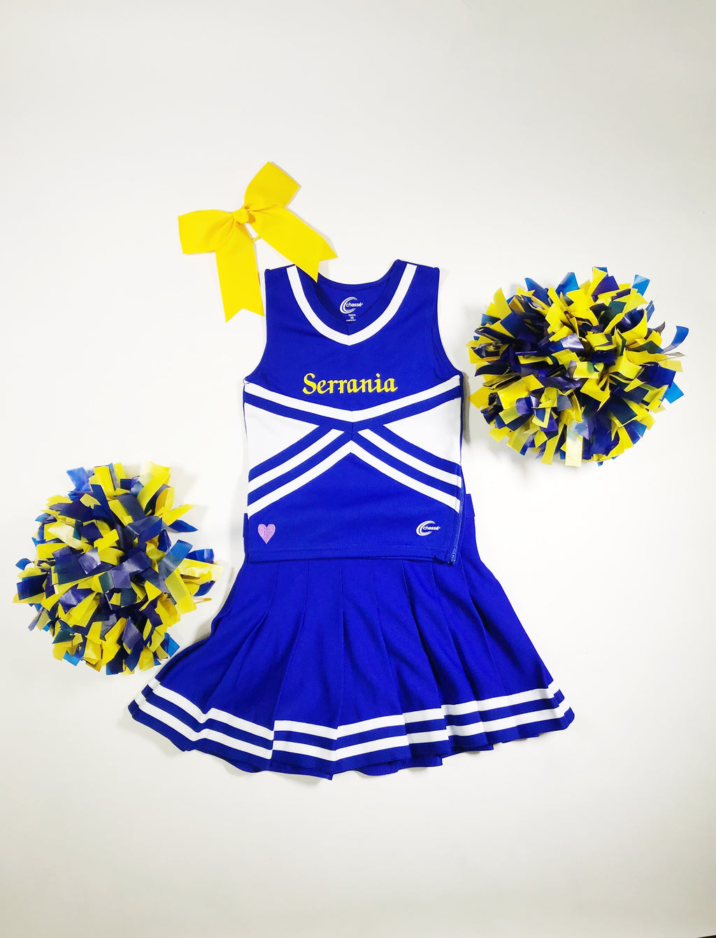 CHEER UNIFORM PACKAGE - SERRANIA