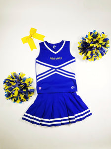 CHEER UNIFORM PACKAGE - WELBY WAY