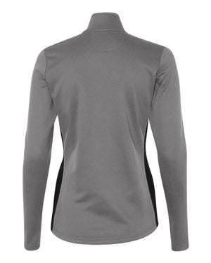 Women's Colorblocked Performance Full-Zip Sweatshirt