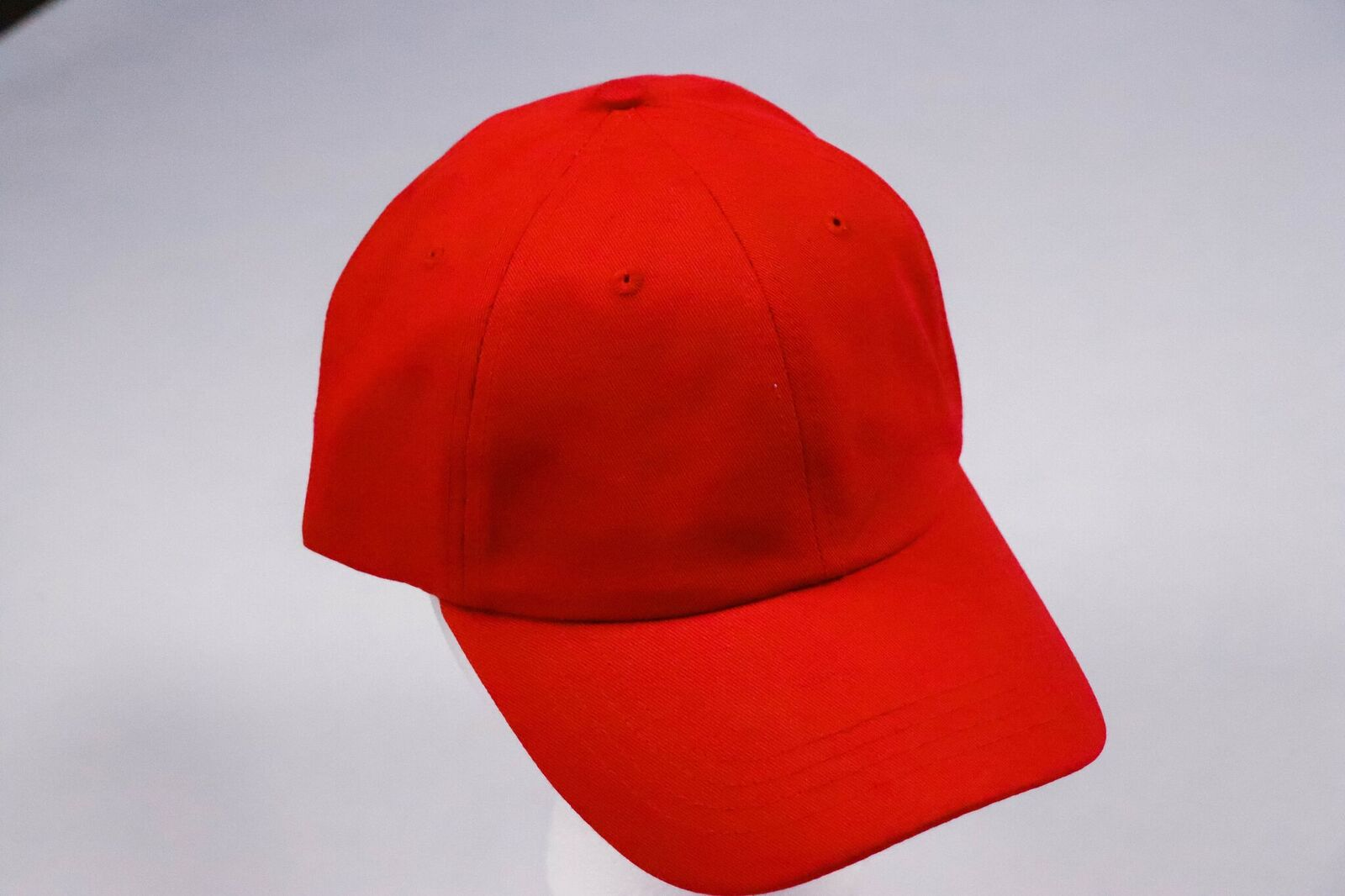 Pigment Dyed 6-panel Dad Cap