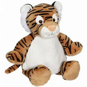 Tiger Plush - EMBELLISHING REQUIRED