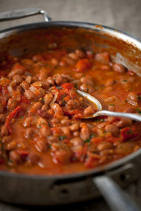 Homemade Baked Beans Recipe The Healthy Chef