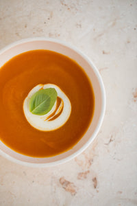 3 INGREDIENT CARROT SOUP