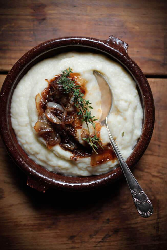Cauliflower Mash