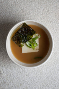 Collagen Rich Miso Soup for Immune Health + Better Digestion
