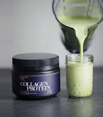 Introducing The Healthy Chef Collagen Protein