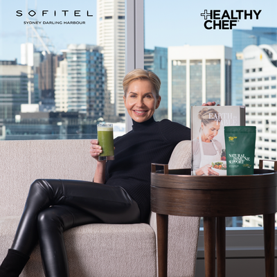 Bringing Health + Wellness To Sofitel Darling Harbour