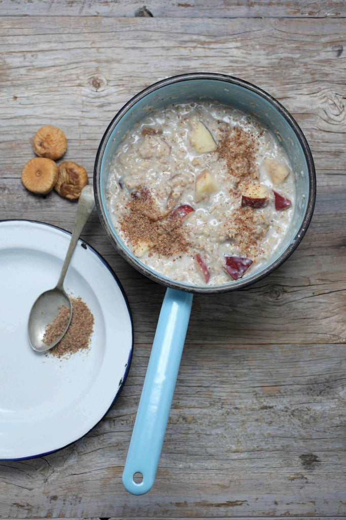 Quinoa Power Porridge Recipe The Healthy Chef