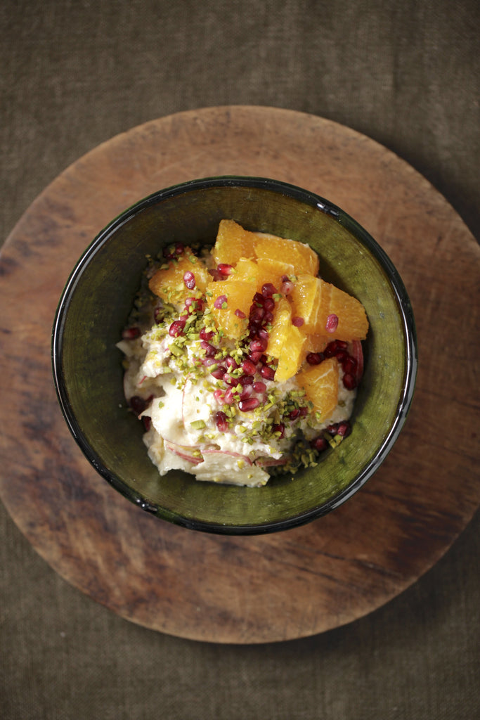 How To Make The Perfect Bircher Muesli