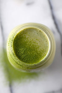 Matcha Coconut Smoothie