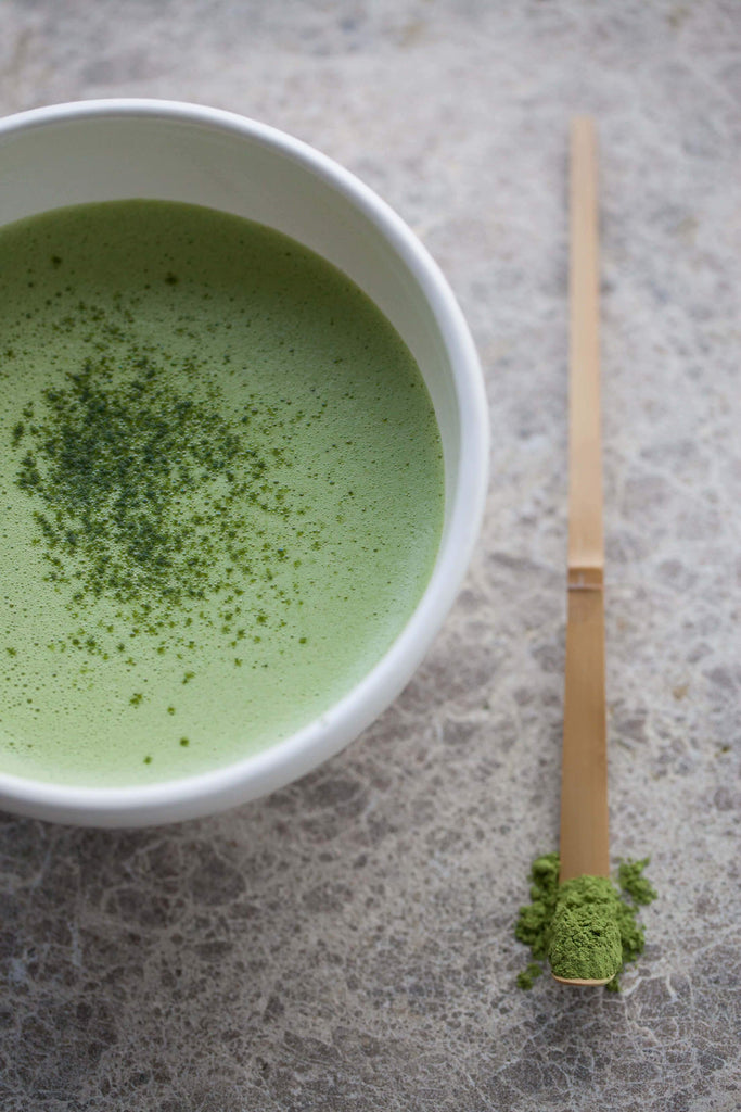 The Secret To Anti-Ageing: Matcha Tea