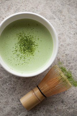 WHY MATCHA IS MY GO-TO FOR MANAGING STRESS