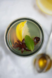 Muddled Marrakech Mint Tea