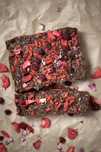 Naked Chocolate Brownies