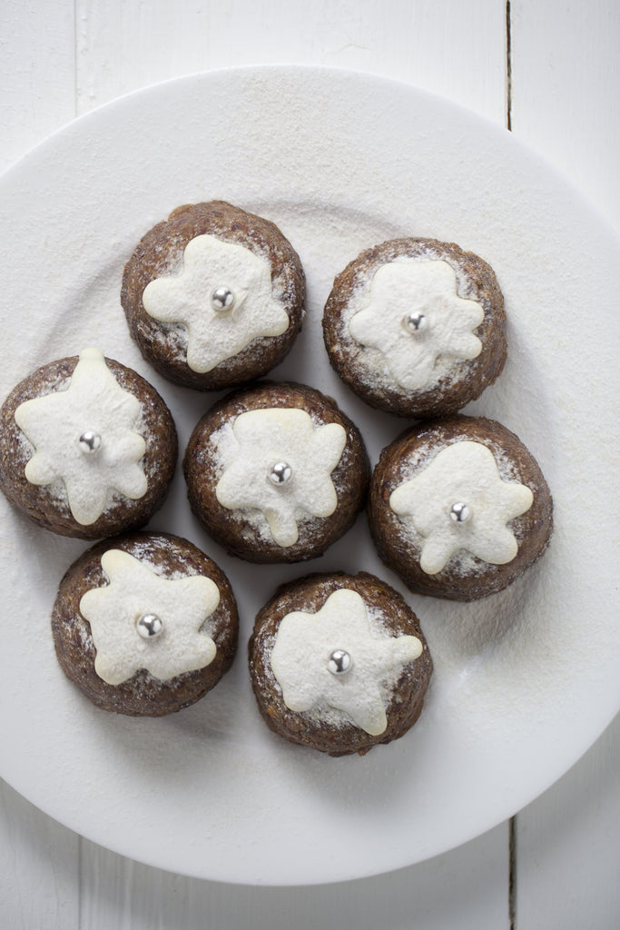 Gluten-Free Raw Christmas Pudding