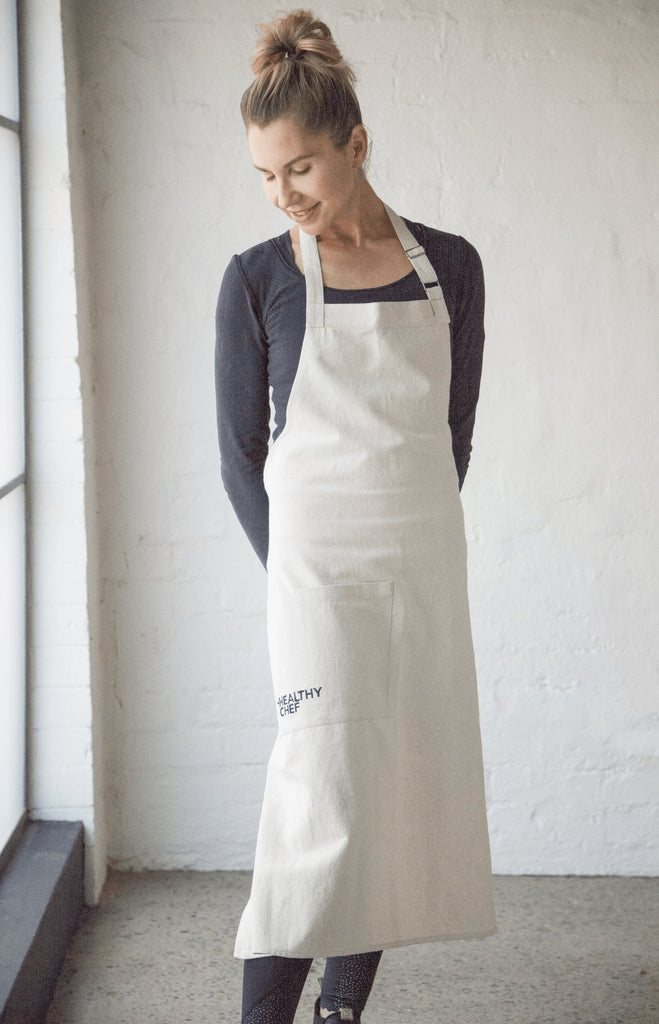 Introducing The Healthy Chef Apron