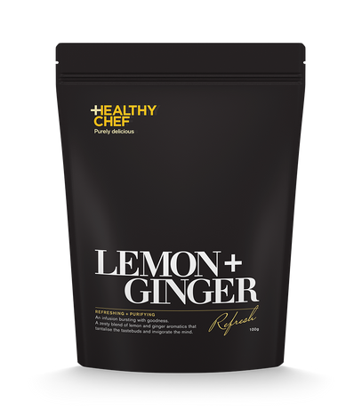 Lemon + Ginger Tea