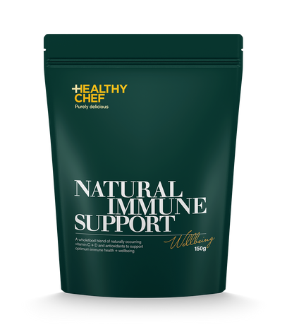 Natural Immune Support Superfoods The Healthy Chef