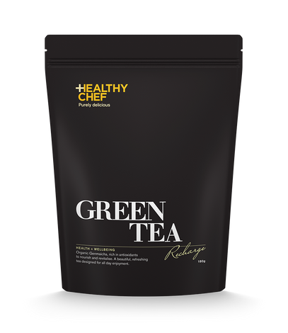 Green Tea The Healthy Chef