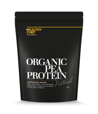 Organic Pea Protein Natural