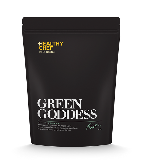 Green Goddess Tea