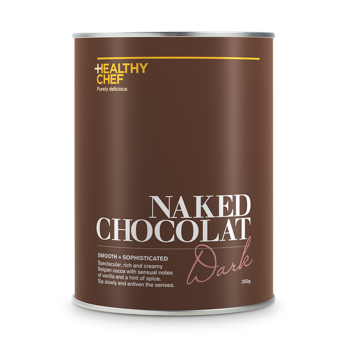 Naked Chocolat Dark Drinking Chocolat The Healthy Chef