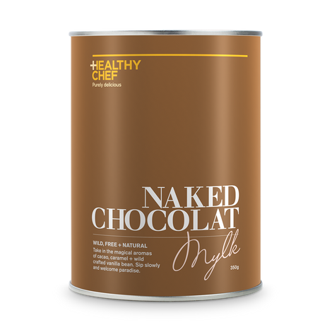 Naked Chocolat Mylk Drinking Chocolat The Healthy Chef