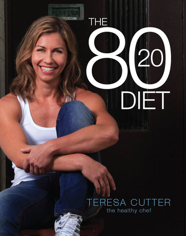 The 80/20 Diet Book Books and Apps The Healthy Chef