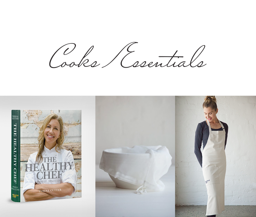 Cook's Essentials Pack Bundle The Healthy Chef