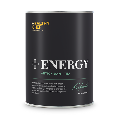 Energy Tea loose leaf blends The Healthy Chef
