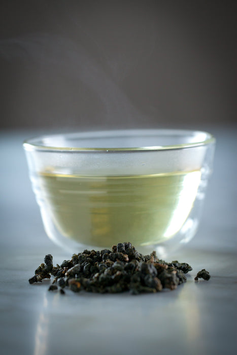 Green Goddess Tea loose leaf blends The Healthy Chef