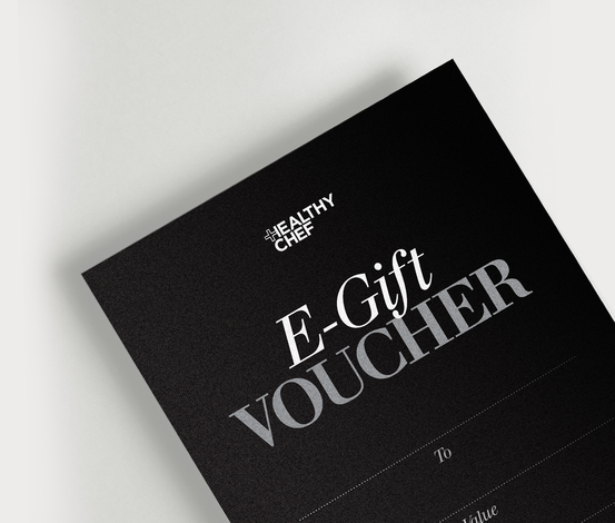 E-Gift Voucher Gift Voucher The Healthy Chef