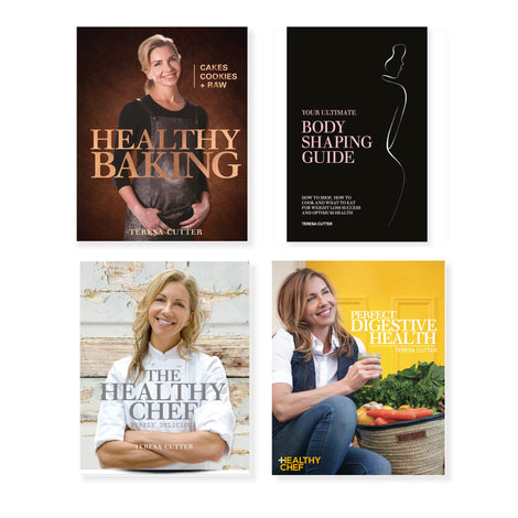 Beautiful Book Collection Bundle The Healthy Chef