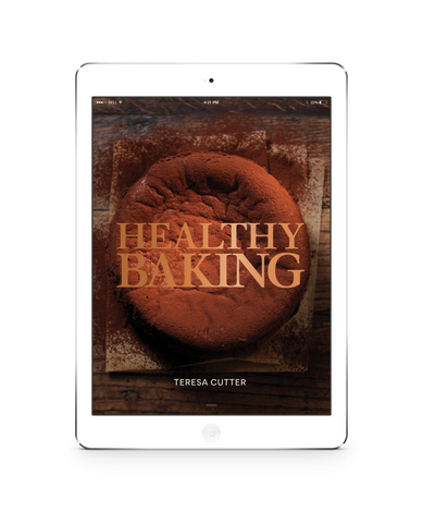 Healthy Baking Cookbook - ebook ebook The Healthy Chef