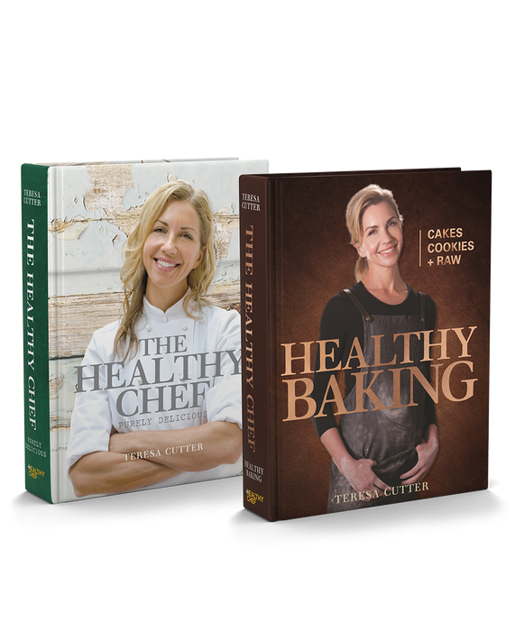 Healthy Cookbook Collection Bundle The Healthy Chef