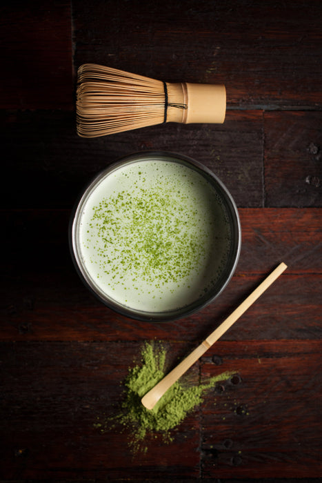Matcha Tea Set The Healthy Chef