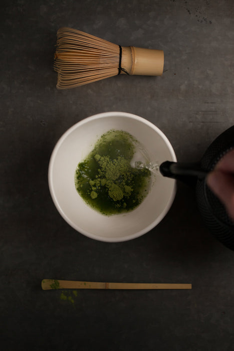 Matcha Tea Organic Tea The Healthy Chef