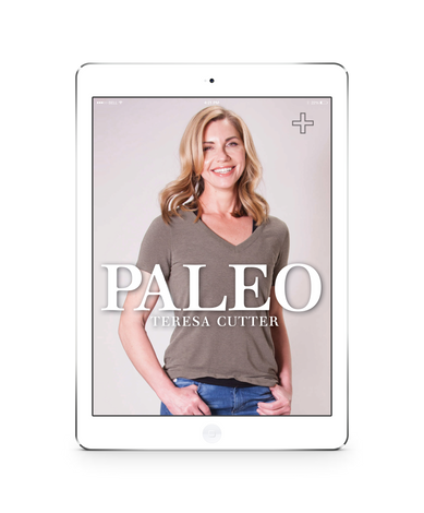 Paleo ebook mini-ebook The Healthy Chef