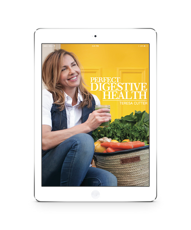 Perfect Digestive Health- ebook ebook The Healthy Chef