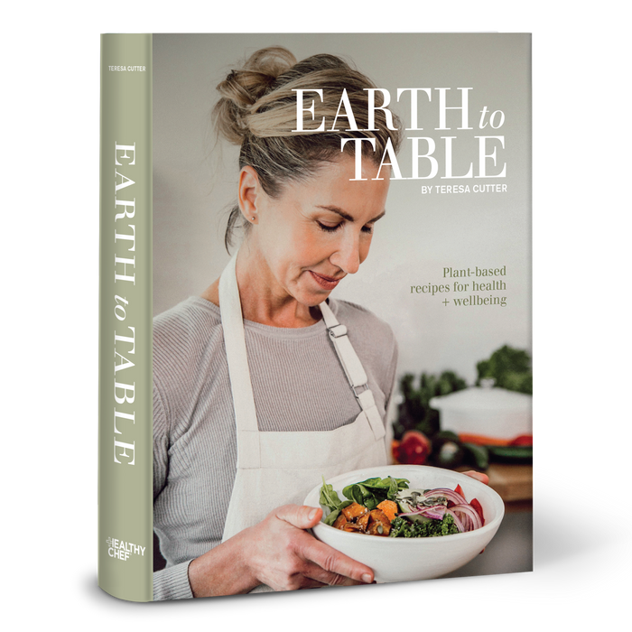 Earth To Table Books and Apps The Healthy Chef