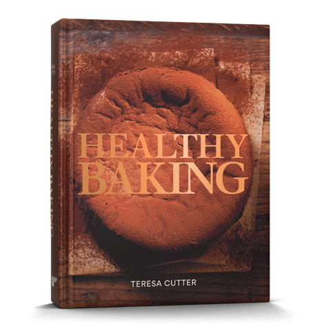 Healthy Baking Cookbook Books and Apps The Healthy Chef