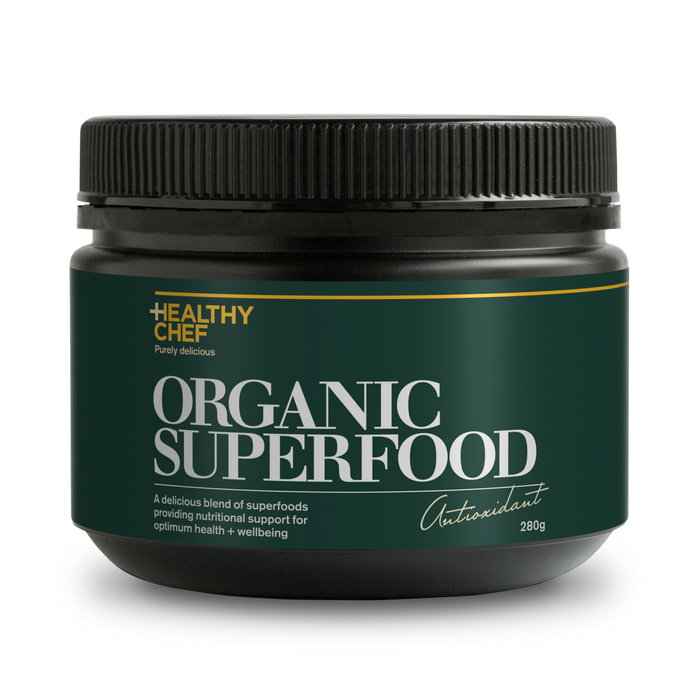 Organic Superfood Superfoods The Healthy Chef
