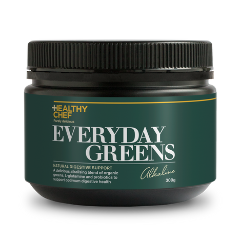 Everyday Greens Superfoods The Healthy Chef