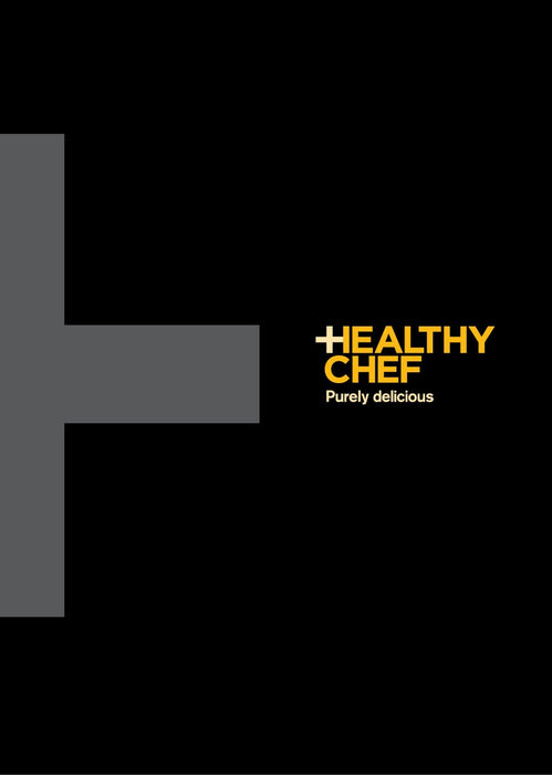 Brochure Bundle (10 per bundle) The Healthy Chef